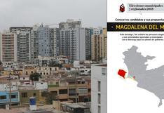 Elecciones 2018: conozca a los candidatos y sus propuestas para Magdalena del Mar