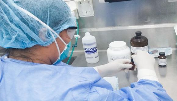 Arequipa: Hospital Goyoneche preparará medio millón de ivermectina para el tratamiento oportuno y gratuito de pacientes COVID-19.