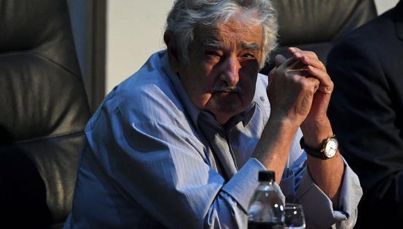 """Para el ex presidente de Uruguay, todavía """"está muy fresca"""" la afirmación del presidente de EE.UU., Donald Trump, quien aseguró que """"todas las opciones"""" estaban sobre la mesa en el caso de Venezuela. (AFP)"""