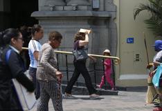 Clima en Lima: se espera una temperatura máxima de 28°C, hoy miércoles 20 de enero, según Senamhi