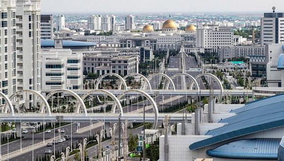 La pandemia de covid ha golpeado aún más a la economía de Turkmenistán. (Getty Images).