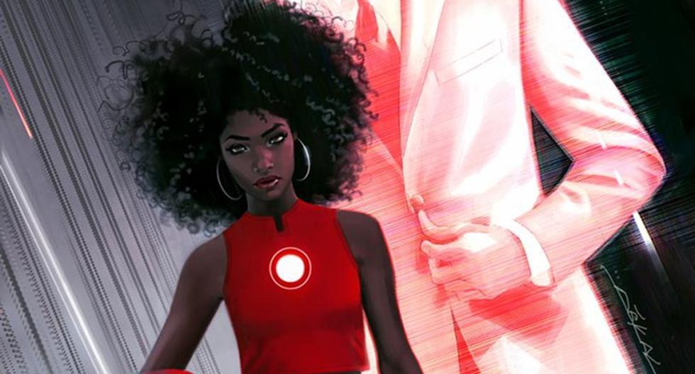 """Marvel anuncia que nuevo """"Iron Man"""" será mujer de raza negra - 1"""
