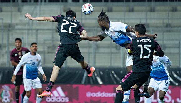 La selección de México venció a Costa Rica en Suiza | Foto: @miseleccionmx