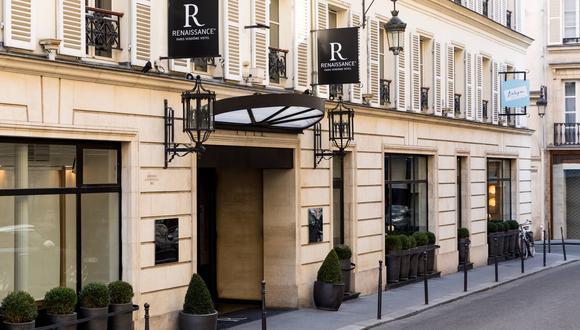 (Foto: Renaissance Paris Vendome Hotel)
