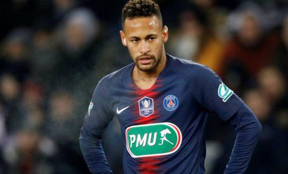Neymar no se someterá a ninguna operación quirúrgica para superar su lesión. Durante el lapso de ausencia, se perderá duelos claves por la Champions League con el PSG. (Foto: AP)
