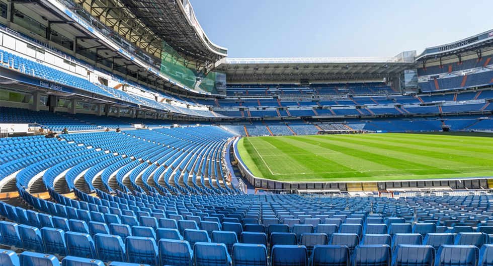 El coloso deportivo que ha sido testigo de los eventos futbolísticos más importantes, como la final de la Copa del Mundo de 1982 y cuatro finales de Champions League. (Foto: Shutterstock)