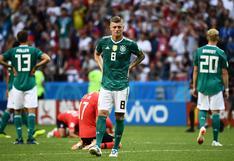 No siempre gana Alemania