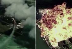 Ejército chino usa filmes de acción de Hollywood para simular ataque a base militar parecida a una de EE.UU. | VIDEO
