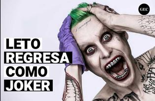 Jared leto Volverá a interpretar al Joker