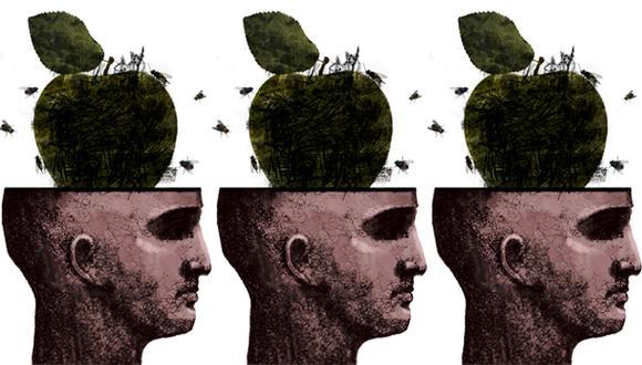 """""""La percepción de que """"todo el mundo lo hace"""" y su impacto en la conducta colectiva ha sido estudiada en muchos campos"""". (Ilustración: Giovanni Tazza)"""