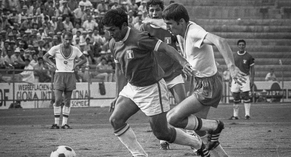 MEXICO, 02 DE JUNIO DE 1970MUNDIAL MEXICO 70: SELECCION PERUANA VS BULGARIA EN EL ESTADIO DE GUANAJUATO.FOTO: JOSE MARTINEZ / EL COMERCIO