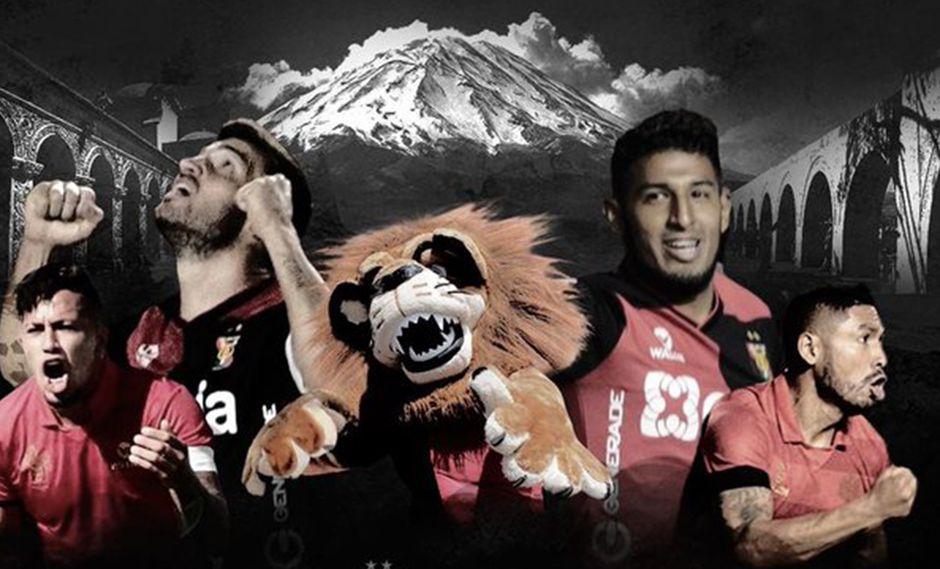 Melgar, dos veces campeón del fútbol peruano, celebró el aniversario de Arequipa. (Foto: Melgar)
