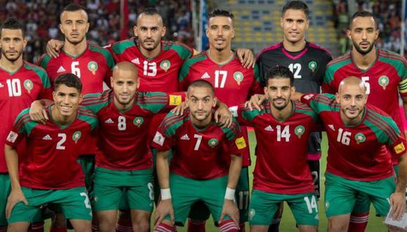 Marruecos, hasta el momento, no ha revelado su uniforme con el que participará en la Copa del Mundo 2018. La razón es más que insólita. (Foto: AP)