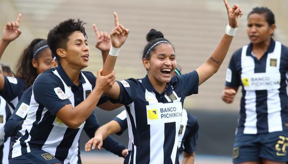 Alianza Lima derrotó a César Vallejo por penales y avanzó a la final de la Liga Femenina 2021.