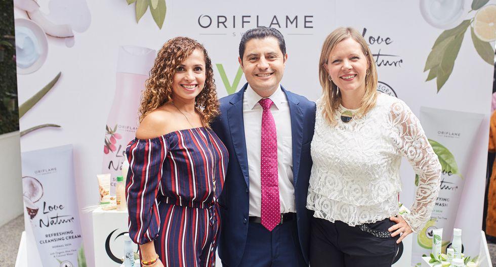Oriflame presenta la campaña Belleza Sustentable: Cosmética que cuida el medio ambiente, que busca convertir a la compañía en una sustentable y cuidadosa, a través de sus productos, del medio ambiente.  También lanzaron su nueva línea: Love Nature.