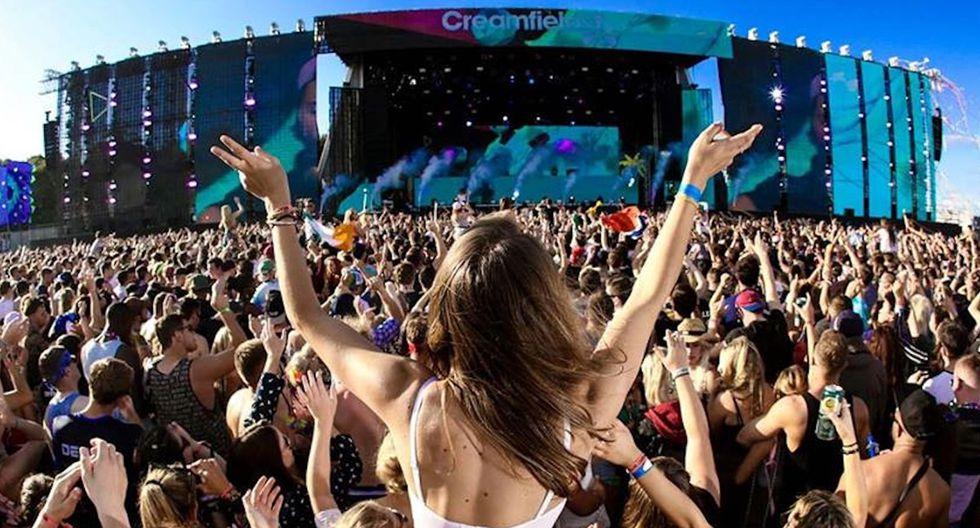 Creamfields es el evento de música electrónica más grande del mundo. Nació en Liverpool en 1998  y ha llegado a diversos países. Se ha realizado en Chile, Argentina, Uruguay, Paraguay y Perú.