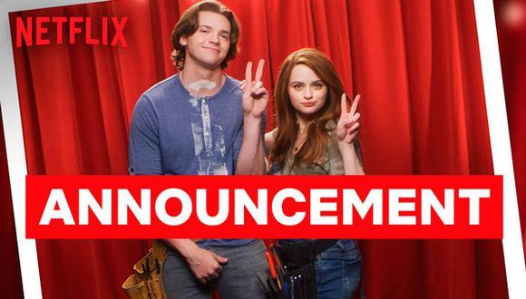 """Netflix anuncia la grabación de """"El stand de besos 2"""". (Foto: Difusión)"""
