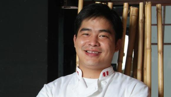 Yaquir Sato, el chef que quisiera ser samurái