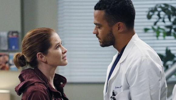 "¿Regresará Sarah Drew como April en ""Grey's Anatomy""? (Foto: ABC)"