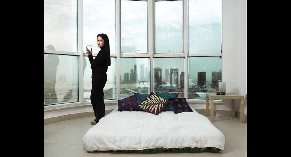 En fotos: El mundo de las mujeres desde sus dormitorios - 9