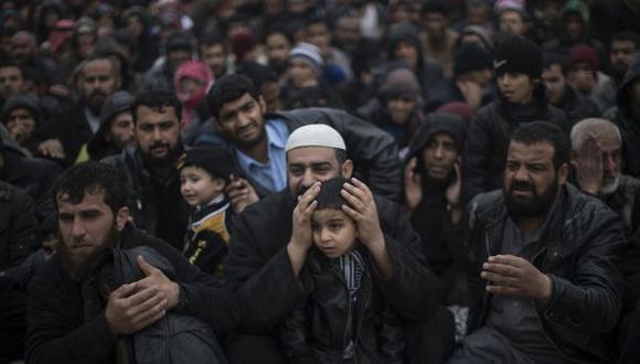 El Estado Islámico tiene a 400 mil personas encerradas en Mosul