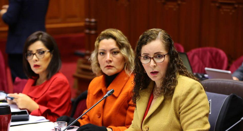 El grupo de trabajo debate los proyectos de reforma política presentados por el Ejecutivo. (Foto: Congreso)