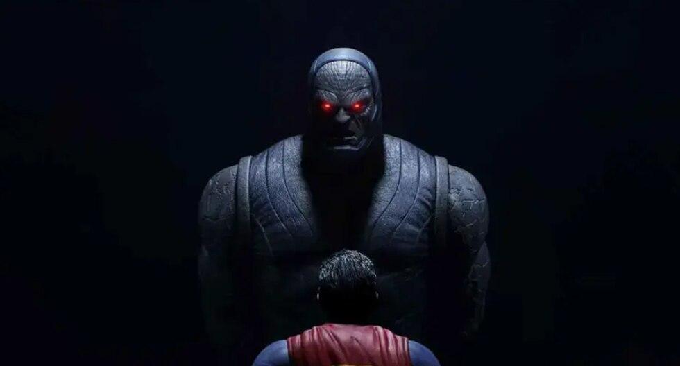 """""""Justice League"""": el actor que hizo de Darkseid confirma su participación en el Snyder Cut (Foto: DC)"""