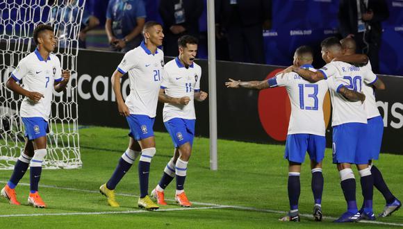 Copa América: ¿Cuándo jugará Brasil el segundo partido en el grupo A?. | Foto: Reuters