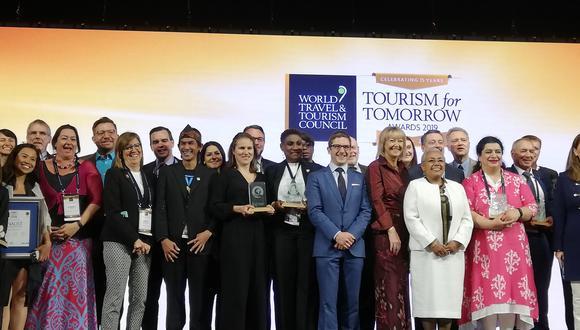 El emprendimiento competía con organizaciones de Australia e Indonesia.