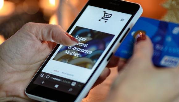 Las ventas en línea aumentaron a su mayor nivel, 18,8%, comparado con el año pasado. Este sector representó casi 15% de las ventas totales al menudeo. (Foto: Pexels/Referencial)