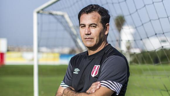 Daniel Ahmed es el jefe de la Unidad Técnica de Menores. El próximo reto del argentino será el Mundial Sub 17 en nuestro país. (Foto: USI)