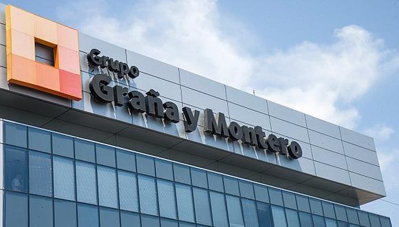 Edificio de Graña y Montero en Lima, Perú. (Foto: El Comercio)