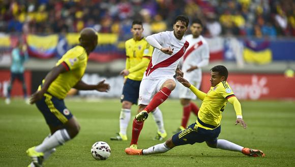 La selección peruana solo ha sumado un punto de doce posibles en el inicio de las Eliminatorias. (Foto: AFP)