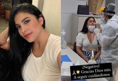 """Maricarmen Marín dio negativo a prueba de COVID-19: """"Gracias Dios mío"""""""