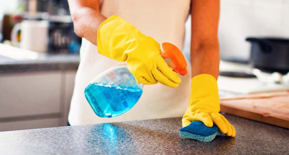 Hay objetos y rincones de la casa que deben ser limpiados todos los días. Averigua aquí cuáles son. (Foto: Shutterstock)