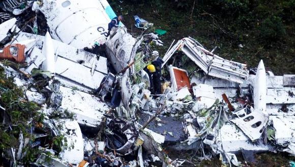 Chapecoense: Vuelo tenía observaciones para no despegar