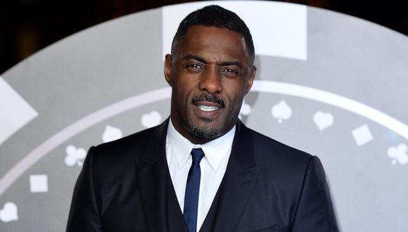 Idris Elba podría ser el próximo James Bond y el actor alimenta los rumores. (Foto: Agencias)