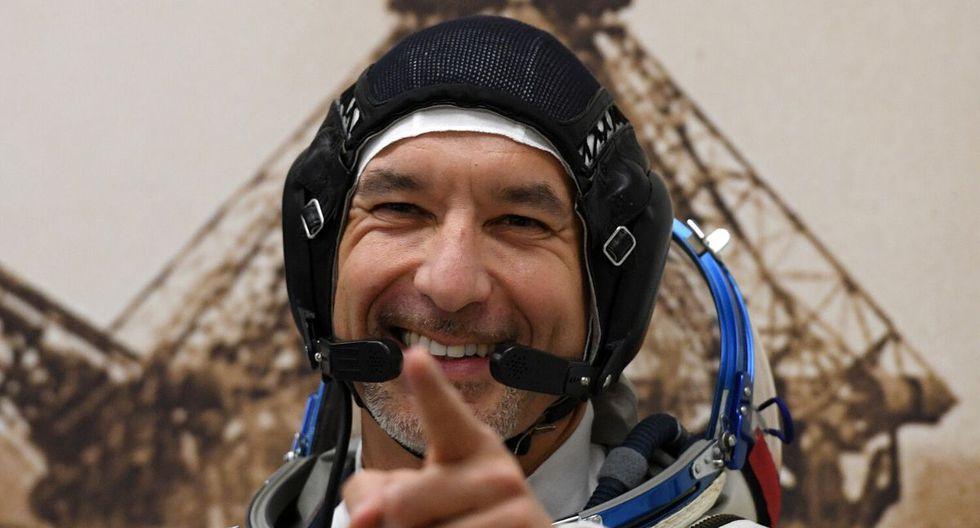 Luca Parmitano, actual comandante de la Estación Espacial Internacional. (AFP)