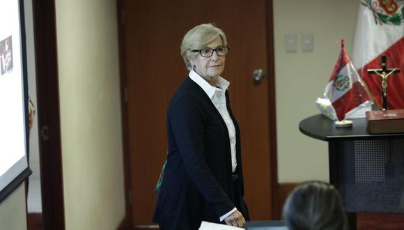 Susana Villarán es investigada por el Ministerio Público en el marco del Caso Lava Jato. (Foto: GEC)