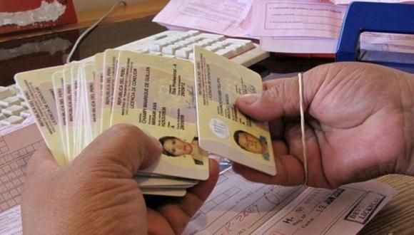 Cambiar de categoría es muy diferente a revalidar tu licencia de conducir. (Foto: GEC)