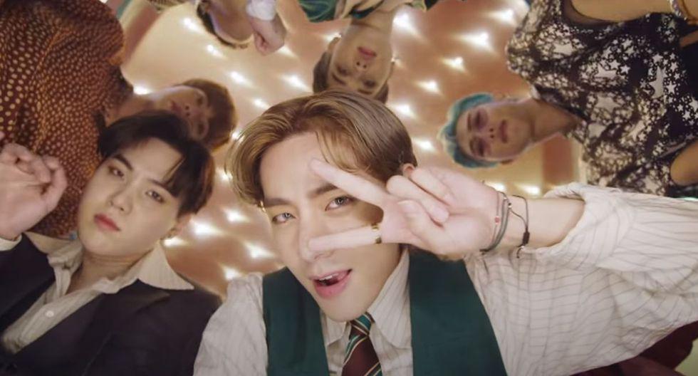 BTS está integrada por siete jóvenes artistas: Jin, J-Hope, Jimin, Suga, Jungkook, RM y V | Foto: Captura de YouTube