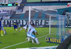 Boca Juniors vs. Atlético Tucumán: Lisandro López metió otro gol... pero en su arco y firmó el 2-1 para el 'Decano' | VIDEO