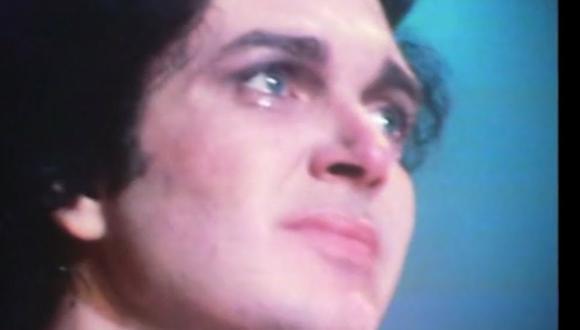 Camilo Sesto: la vez que se rompió cantándole Perdóname a su madre en concierto (Foto: Camilo Sesto / YouTube