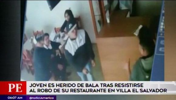 Las autoridades realizan las investigaciones correspondientes. (Foto: Captura/América Noticias)