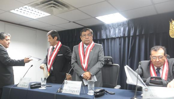 El CNM se comprometió a colaborar con el Ministerio Público en todas las acciones de lucha contra la corrupción que se tengan que realizar. (Foto: Archivo El Comercio)