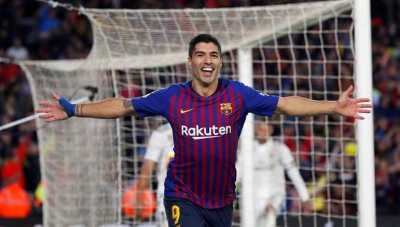 Luis Suárez tiene una posibilidad para seguir su carrera en la MLS. (Foto: Reuters)