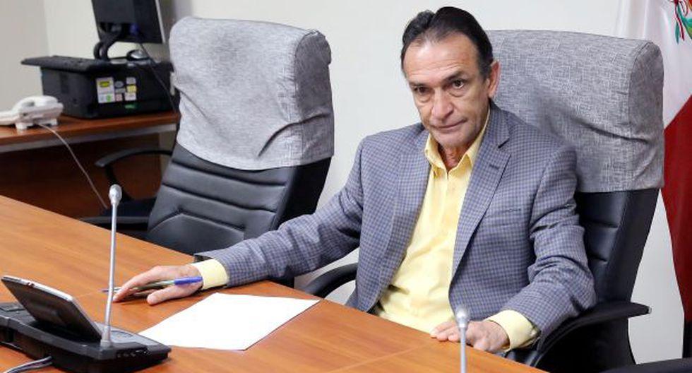 Héctor Becerril presidirá Comisión de Fiscalización de Congreso