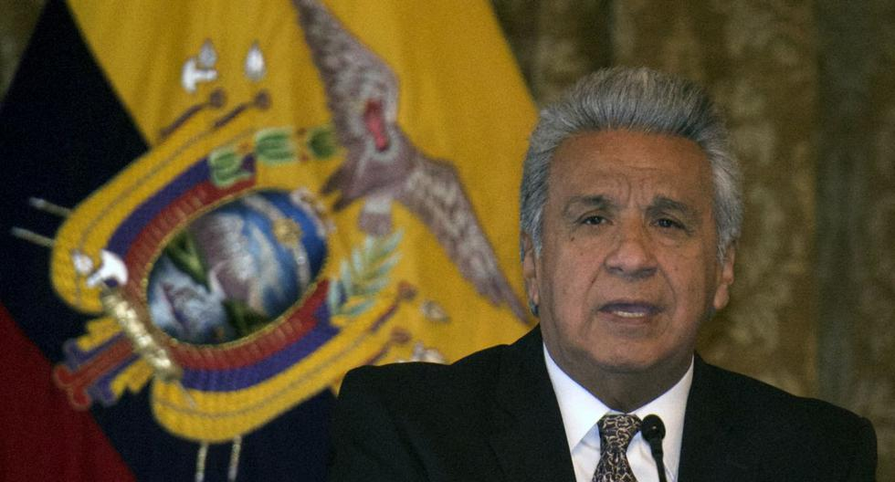 Lenín Moreno links riots in Ecuador to organized crime and drug trafficking