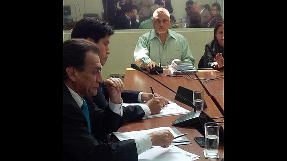 Benedicto Jiménez viene siendo interrogado en Piedras Gordas - 1
