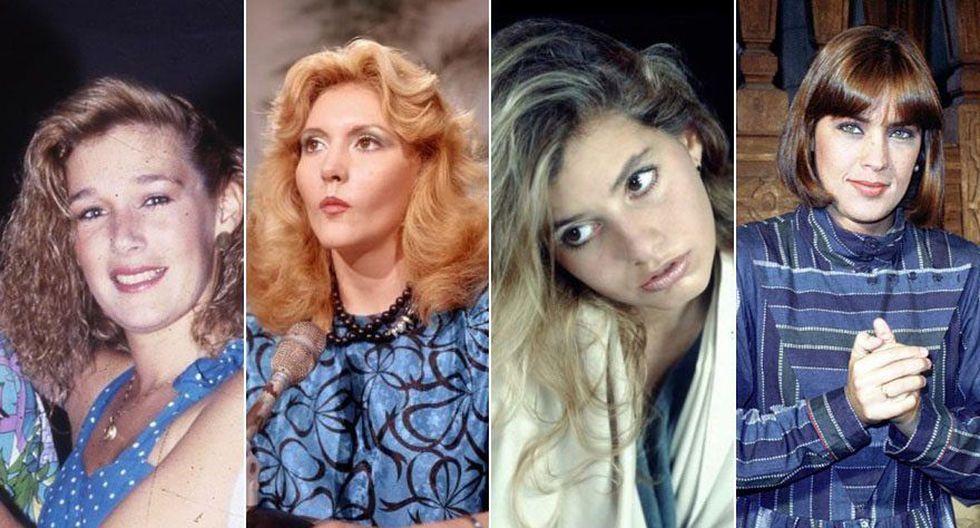 Así lucen hoy las 10 mujeres mas bellas de la TV peruana de los años 80 |FOTOS